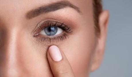 Κηλίδες και διόφθαλμη όραση