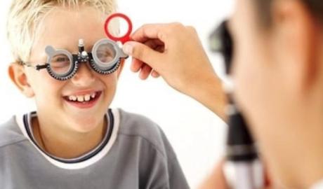 Το παιδικό μάτι