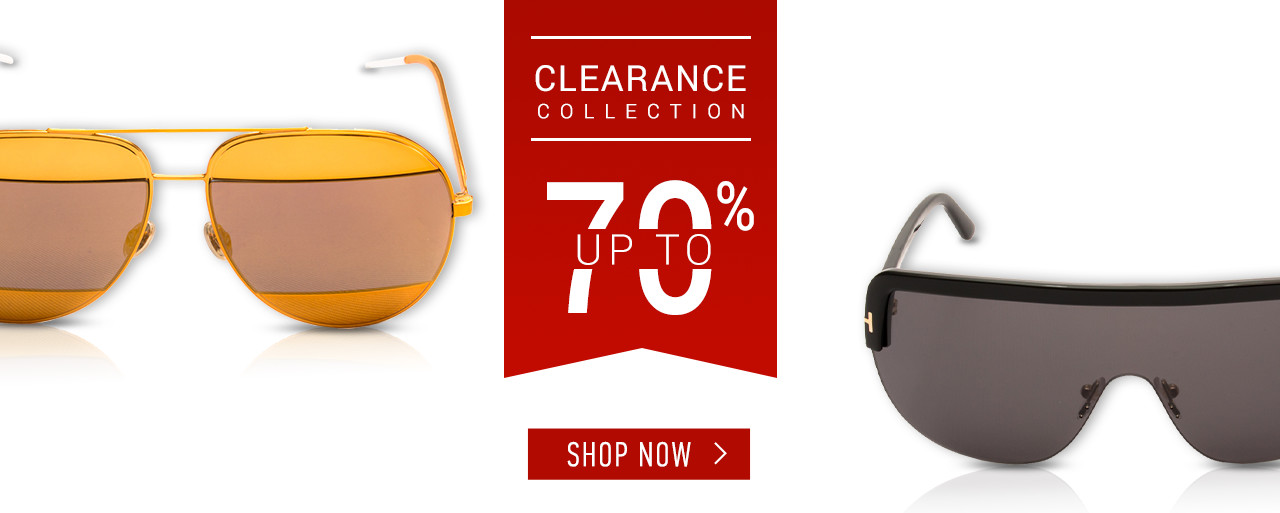 CLEARANCE COLLECTION UP TO 70%