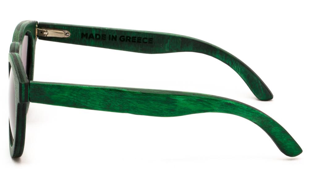 ΓΥΑΛΙΑ ΗΛΙΟΥ DOUBLE O WRATH GREEN .