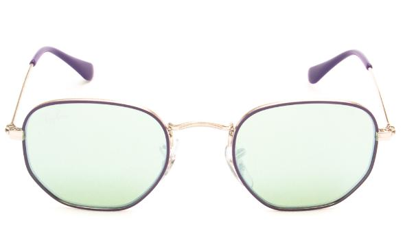 ΓΥΑΛΙΑ ΗΛΙΟΥ RAY BAN JUNIOR HEXAGONAL 9541SN 262/30 4419