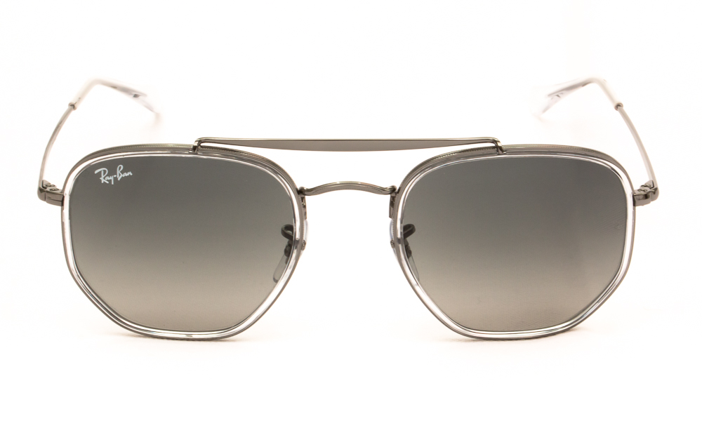 ΓΥΑΛΙΑ ΗΛΙΟΥ RAY BAN THE MARSHAL II 3648M 004/71 5223