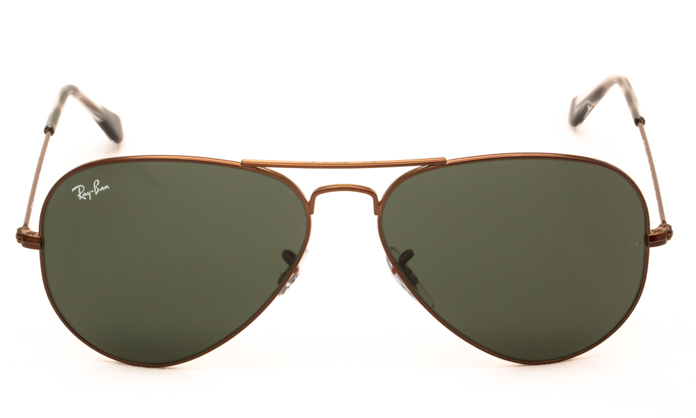 ΓΥΑΛΙΑ ΗΛΙΟΥ RAY BAN AVIATOR LARGE METAL 3025 918931 5814