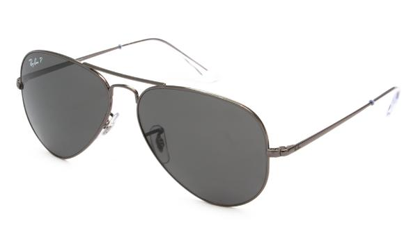 ΓΥΑΛΙΑ ΗΛΙΟΥ RAY BAN AVIATOR METAL II 3689 004/48 5814