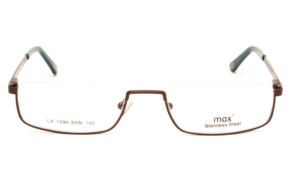 ΣΚΕΛΕΤΟΣ ΟΡΑΣΕΩΣ MAX LX 1059 BRN 5320
