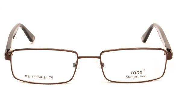 ΣΚΕΛΕΤΟΣ ΟΡΑΣΕΩΣ MAX SE755 BRN 5318 - 2