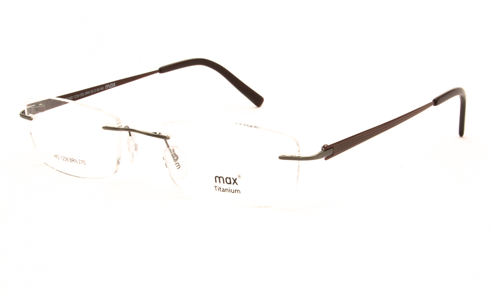 ΣΚΕΛΕΤΟΣ ΟΡΑΣΕΩΣ MAX 1256 BRN 5318