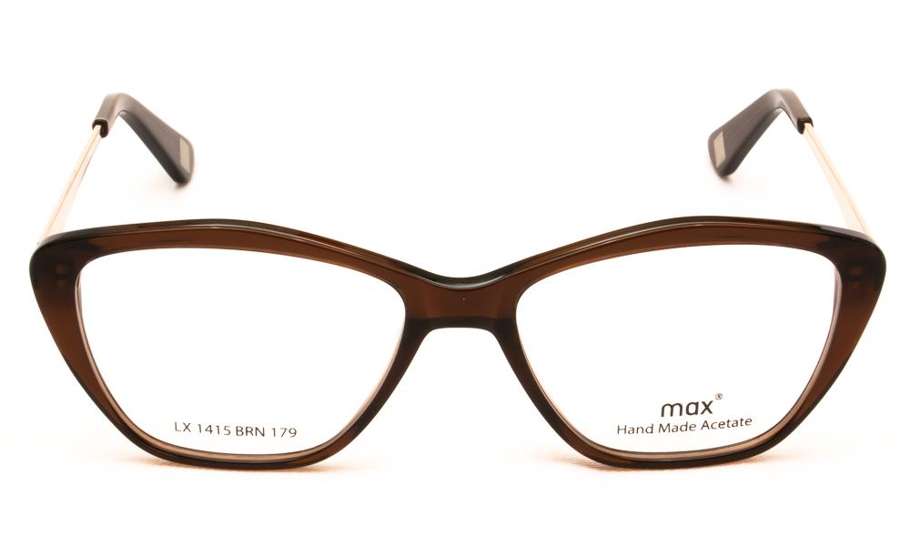 ΣΚΕΛΕΤΟΣ ΟΡΑΣΕΩΣ MAX LX1415 BRN 5417 2