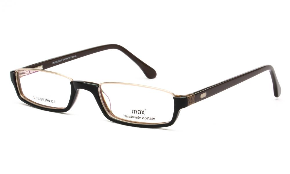 ΣΚΕΛΕΤΟΣ ΟΡΑΣΕΩΣ MAX SE7020/F BRN 5320