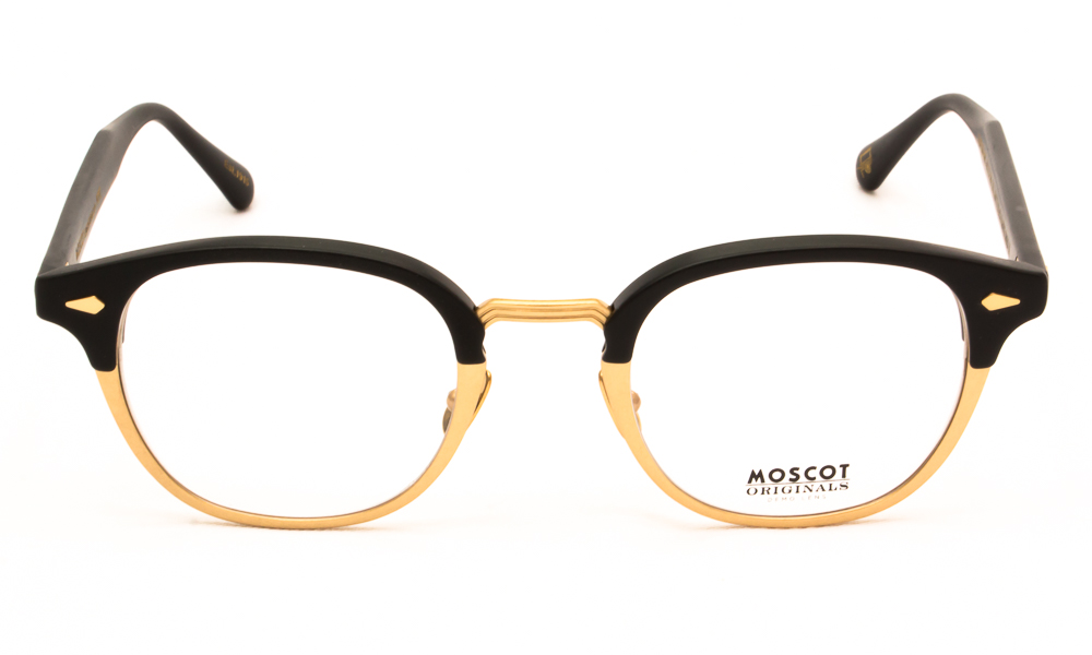 ΣΚΕΛΕΤΟΣ ΟΡΑΣΕΩΣ MOSCOT LEMTOSH MATTE BLACK/MATTE GOLD 4923