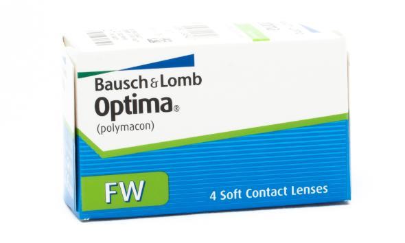 ΦΑΚΟΙ ΕΠΑΦΗΣ BAUSCH & LOMB OPTIMA FW 4τμχ