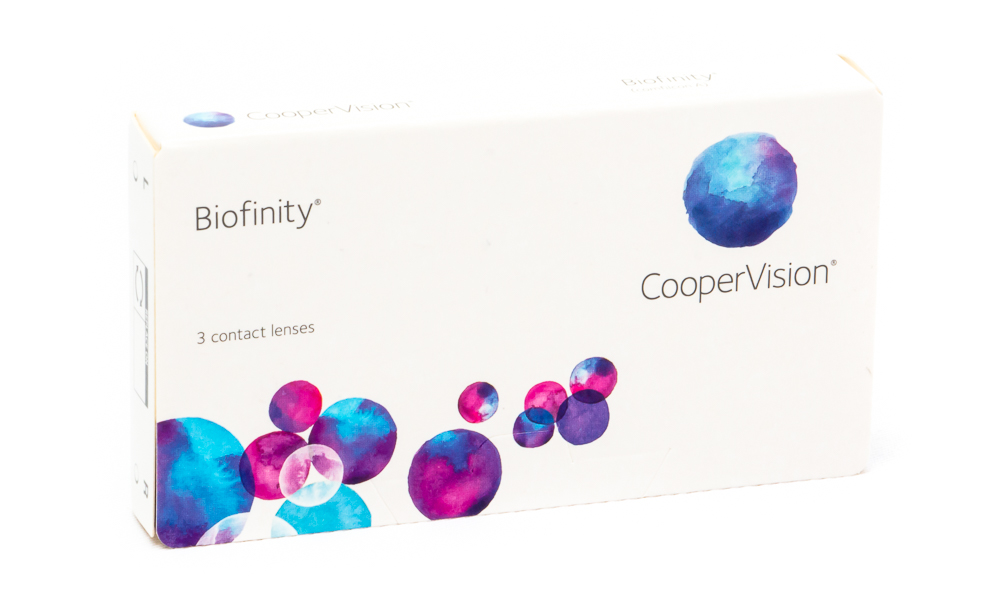 COOPER VISION ΦΑΚΟΙ ΕΠΑΦΗΣ COOPER VISION BIOFINITY 3 τμχ BIO...