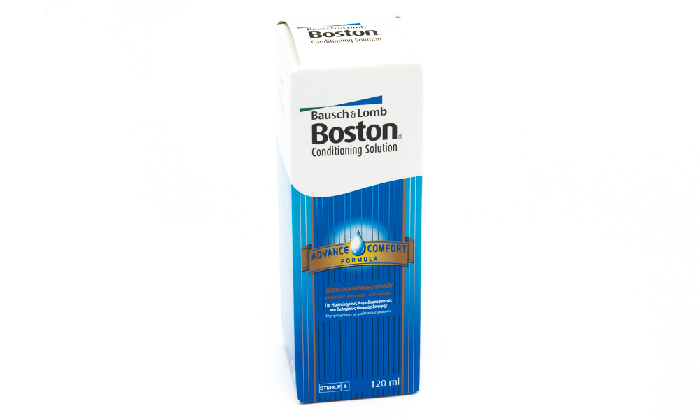 ΥΓΡΟ ΦΑΚΩΝ BAUSCH & LOMB BOSTON CONDITIONING SOLUTION 120 ml